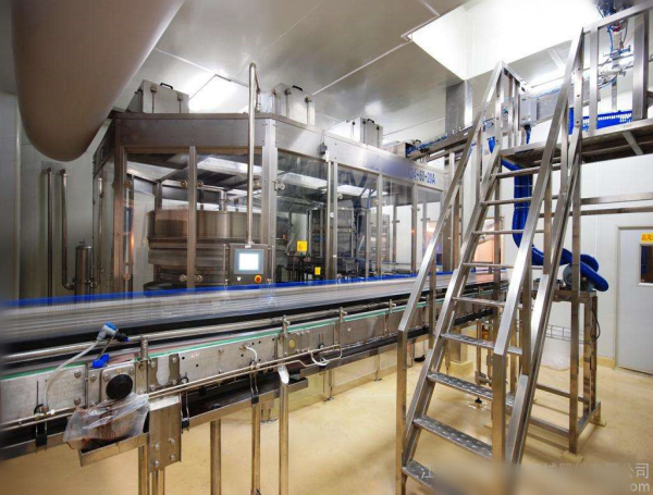 36000 bottles per hour blow-filling-capping pure water filling line