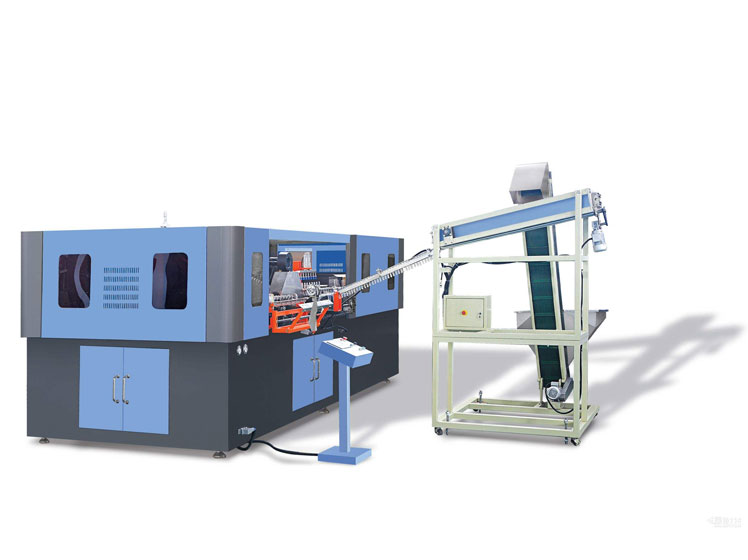Fully-automatic bottle blowing machine